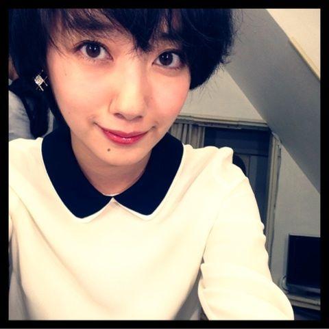 ノンノ撮影の画像   波瑠オフィシャルブログ「Haru's official blog」Po…