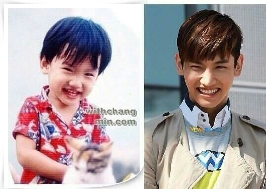 Handsome is his destiny . Shim Changmin