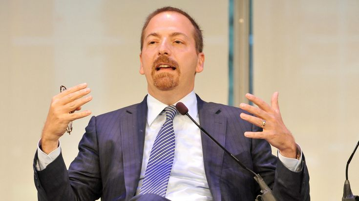 """Meet the Press"" anchor Chuck Todd admonished lawmakers on Thursday for not doing more to prevent mass shootings, telling viewers that he is ""obsessed"" with how little has been done since the 2012 Sandy Hook massacre."