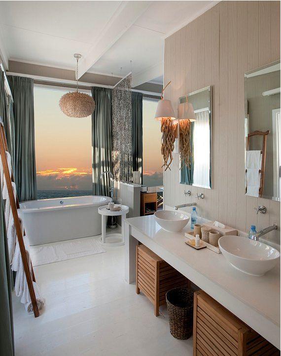 White Pearl Resorts En-suite bathroom.