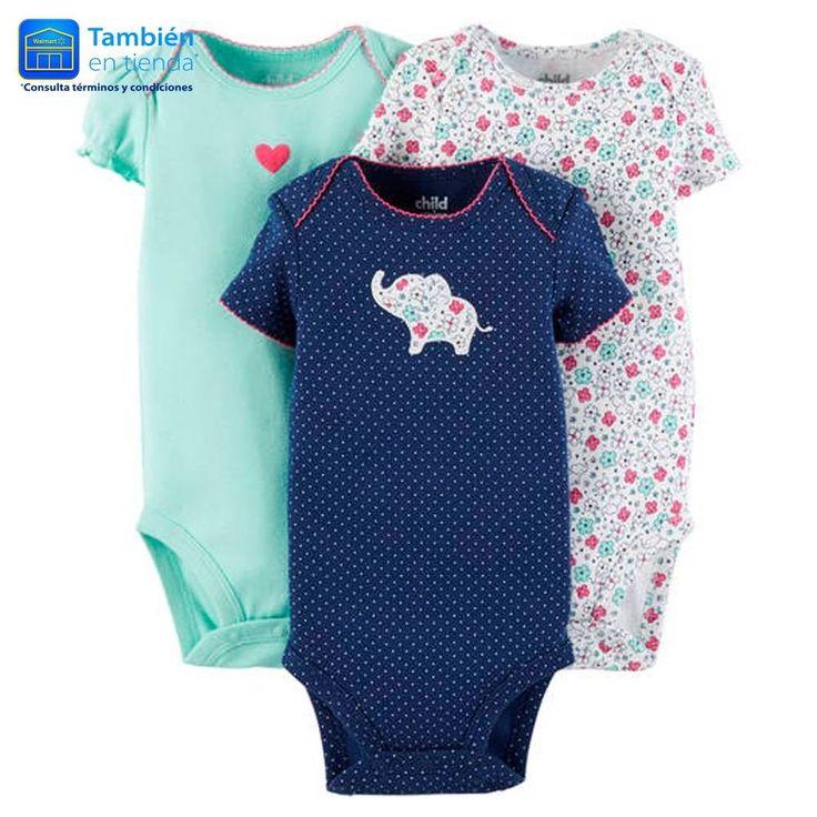 Pañaleros Child of mine Carter's Recién Nacidos Elefante - $ 198.00 en Walmart.com.mx