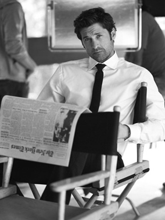 "Patrick Dempsey was my first crush.  I was 8 and he was filming ""Can't Buy Me Love"" in my hometown."