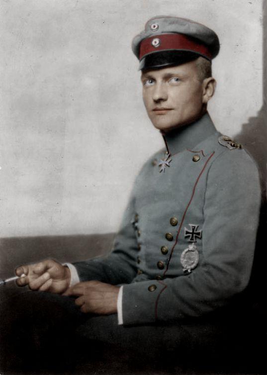 Manfred von Richthofen <3 The Red Baron