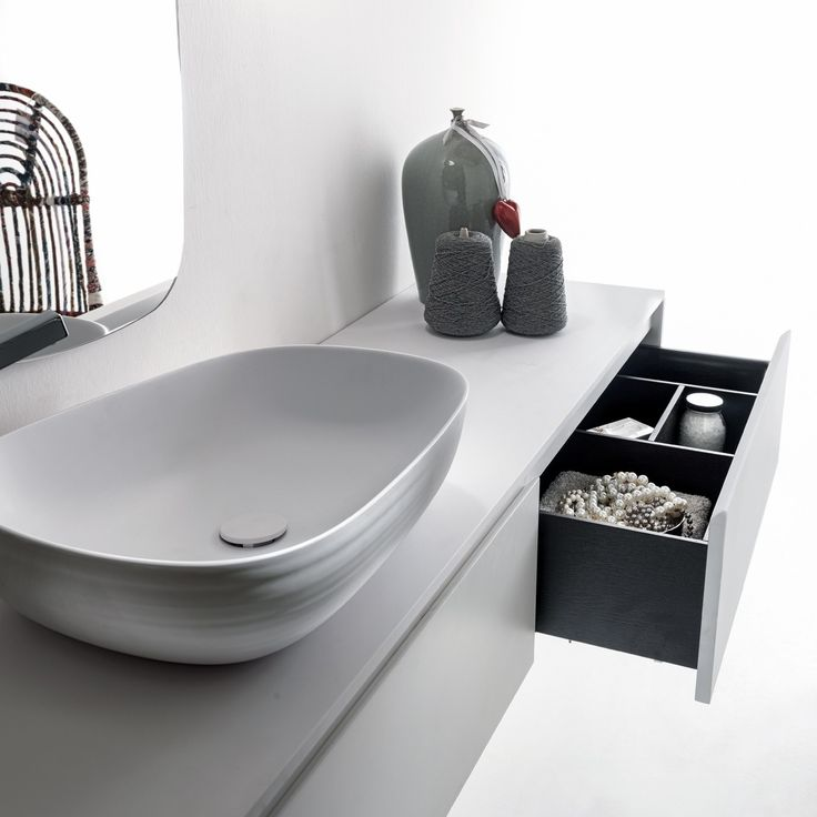 Rogerseller - Handmade Oval Countertop Basin