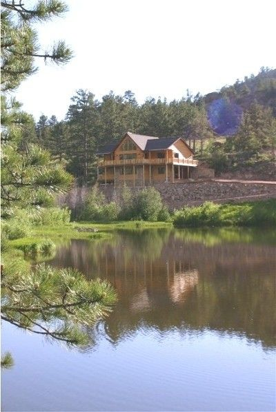 17 best images about cabin on pinterest virginia for Jackson hole wyoming honeymoon cabins