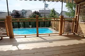 Image result for patio bar piscine hors terre