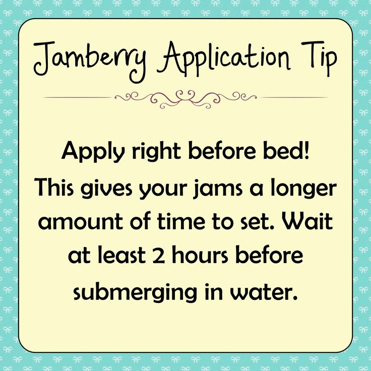 Jamberry Application Tip. I ALWAYS do this and my wraps last a minimum of 1-2 weeks. I usually change them because I just get impatient and want a new set!