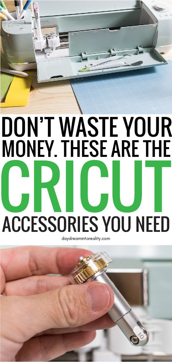 Finden Sie heraus, welches Cricut-Zubehör Sie tatsächlich benötigen, um in Ihrem Cricut erfolgreich zu sein …   – Cricut Stuff