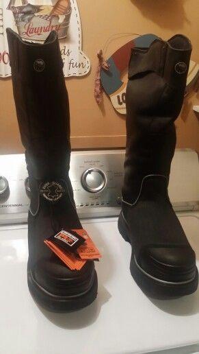 Timberland Pro Series Work Boots Sz 14 Men's