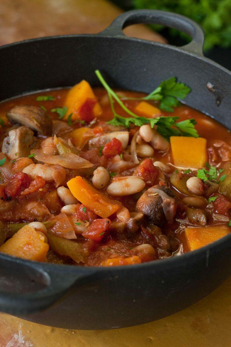 butternut squash white bean stew white bean soup white beans bean stew ...