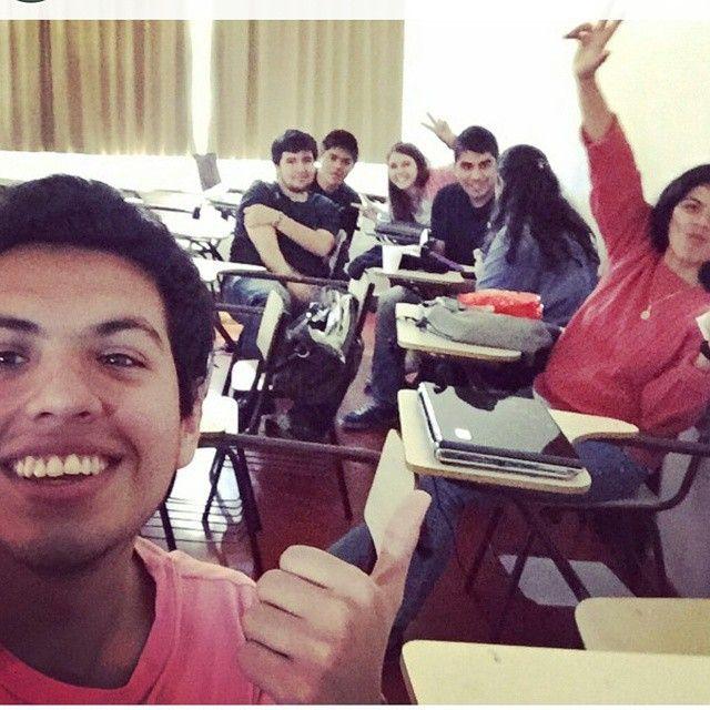 Alumnos de la UCASAL