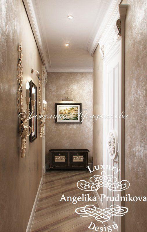 Дизайн квартиры в классическом стиле на улице Гарибальди - фото