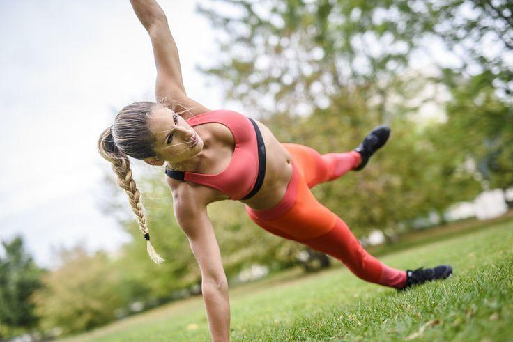 Planking-Übungen: 9 für alle, die es dynamischer mögen!