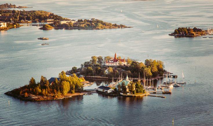 (c) Jussi Hellsten/Visit Finland Maritime attractions Helsinki