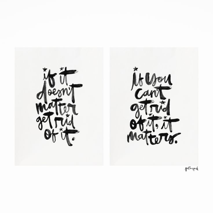 Calligraphy, Lettering & Quotes instagram.com/felingpoh