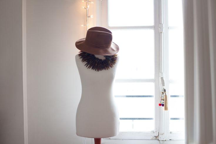 Freunde von Freunden — Danielle van Camp — Stylist & Designer, Paris, France — http://www.freundevonfreunden.com/interviews/danielle-van-cam...