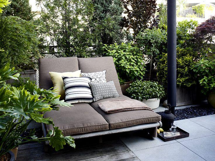 Große Pflanzkübel für die Dachterrasse - Möbel und Accessoires für die Dachterrasse 6 - [SCHÖNER WOHNEN]