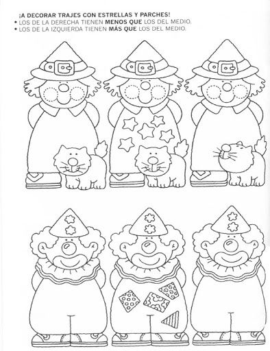 Clown Adar Coloring Pages