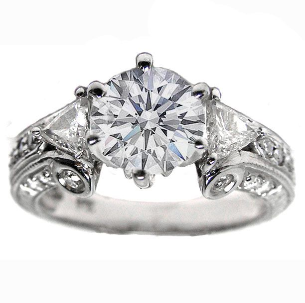 Unique Engagement And Wedding Rings | Vintage Engagement Rings (14)
