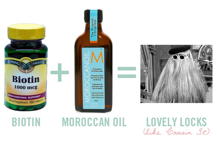 Presentable blog growing out your hair beauty for Fish oil dry skin