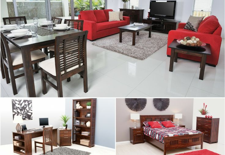 Madang 21 House Package Comprising Of 7pce Dining Lamp