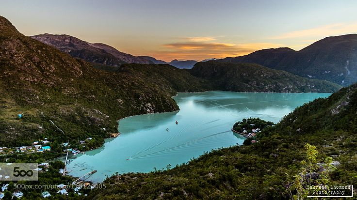 Caleta Tortel Patagonia Chile by laurentlhomondphotography. Please Like http://fb.me/go4photos and Follow @go4fotos Thank You. :-)