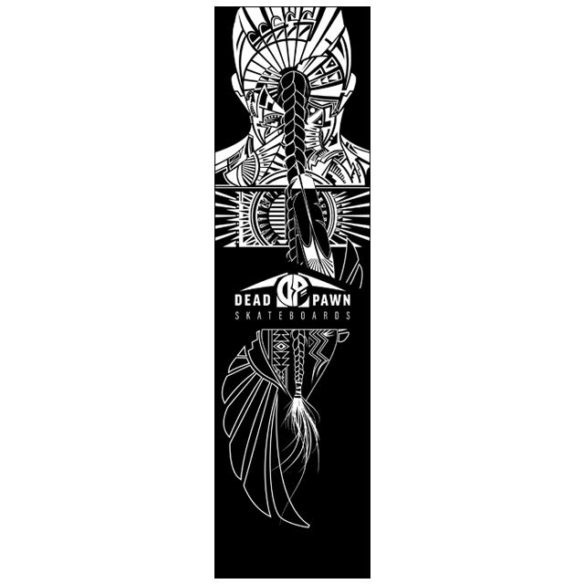 Dead Pawn Skateboards, LLC - Grip Tape No. 2: The Braided One, $24.99 (http://deadpawnskateboards.com/grip-tape-no-2-the-braided-one/)