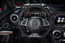 2017 Chevrolet Camaro ZL1 cockpit