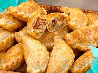 Empanadas imitación pollo | Choly Berreteaga