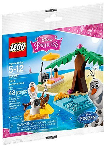 LEGO Disney Princess Frozen Olafs Summertime Fun 30397 Bagged *** Read more reviews of the product by visiting the link on the image.