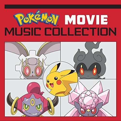 Pokémon Movie Music Collection (Original Soundtrack) available on iTunes Amazon and Spotify