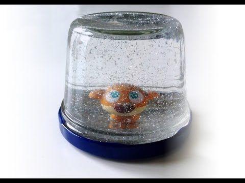 17 mejores im genes sobre regalos en pinterest cajas de - Bola nieve cristal ...