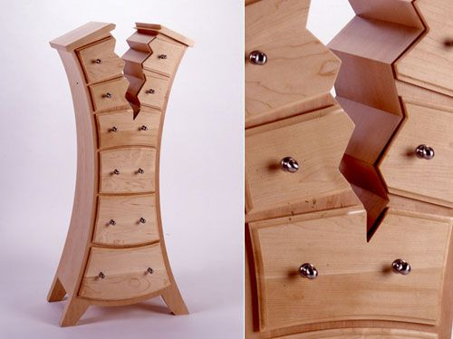 Interesting Cartoon Furniture from Straight Line Design