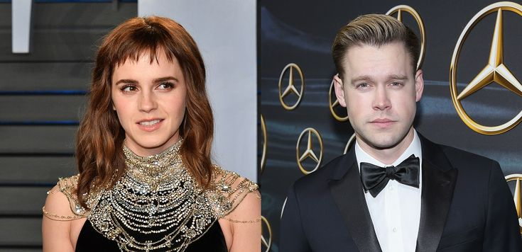 Emma Watson And Chord Overstreet Hold Hands As 'People' Reports That They Are Dating #emmawatson