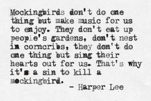 Exploring the main theme in harper lees novel to kill a mockingbird