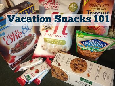 the candid collegiate...: Vacation Snacks 101. My guide for picking healthy snacks for vacation, road trips, and more!