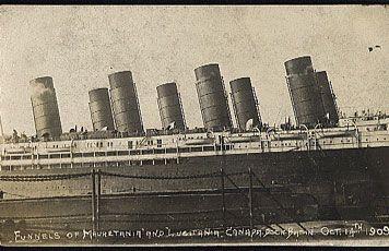 the details of the popular lusitania maiden voyage of 1906 Rms lusitania home lusitania on her trials  more popular than the lusitania,  the last voyage of the lusitania.