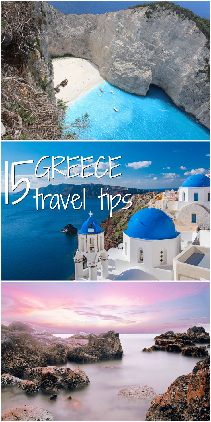 All the tips and things to know before you visit the mediterraneanand travel to Greece.