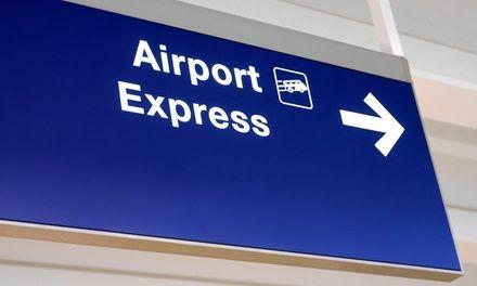 Navette en bus entre les grandes villes néerlandaises et 2 aéroports: 9.00€ au lieu de 17.00€ (47% de réduction)