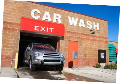 Classic Car Wash Gainesville Ga