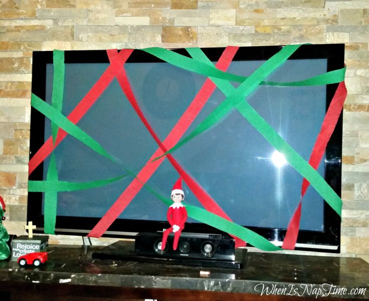 Elf on the Shelf ideas When is Nap Time? | The adventures of two rowdy boys and their stay at home mom