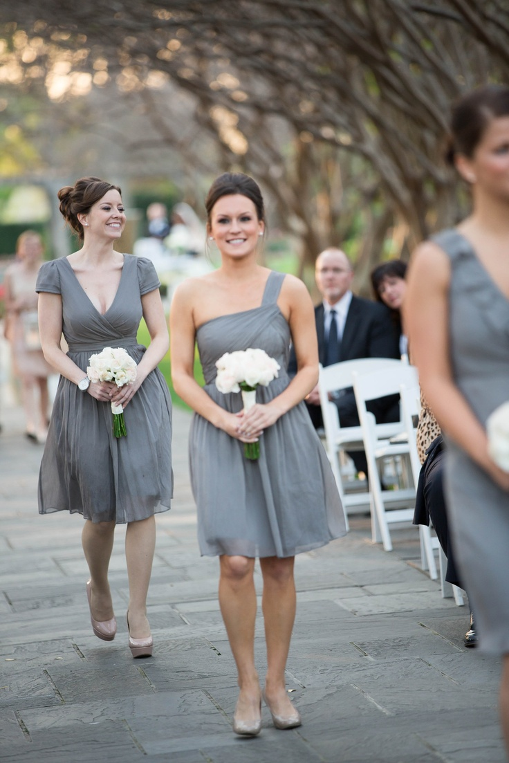 46 best gray bridesmaids dress images on pinterest gray love the middle bridesmaids dress ombrellifo Image collections
