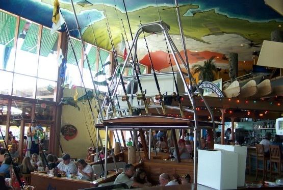 Margaritaville Myrtle Beach named 'Best Themed Restaurant'