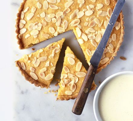 Bakewell tart recipe - Recipes - BBC Good Food