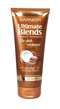 GARNIER ULTIMATE BLENDS 1 MINUTE TREATMENT 200ML THE SLEEK RESTORER