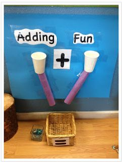 Addition fun... Great visual... Must make this!