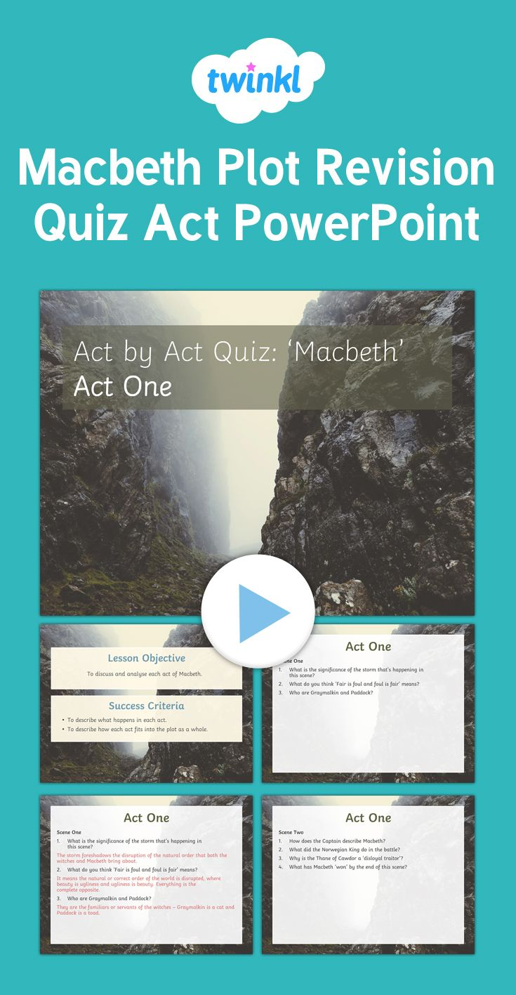 macbeth moral story Macbeth is the classic example of a tragic hero  (moral) guy - he defends his country and king against the norwegian forces at the start of act i.