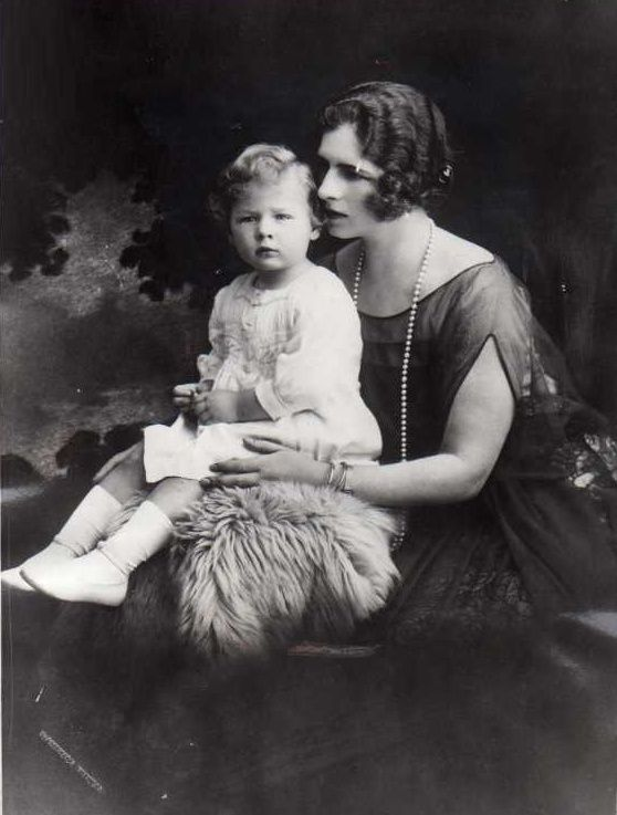 Princess Helen with her son, Michael.Princess Helen of Greece and Denmark (Greek: Ελένη; 2 May/3 May 1896 – 28 November 1982) was married to King Carol II of Romania prior to his accession, and was the mother of King Michael. She is noted for her humanitarian efforts to save the Romanian Jews during the Second World War, which led to her being awarded the honorary title of Righteous Among the Nations