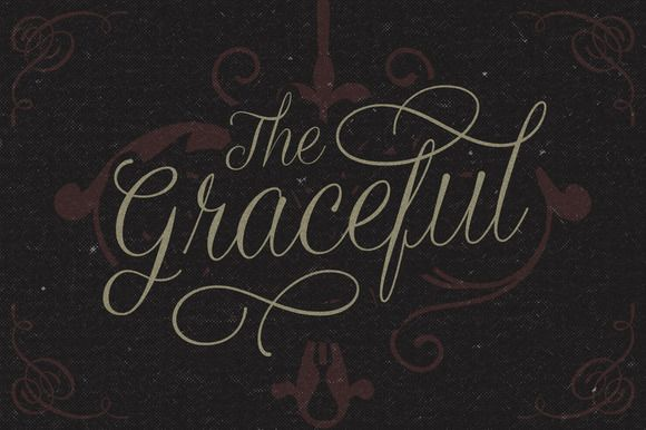 Check out Graceful by artimasa on Creative Market