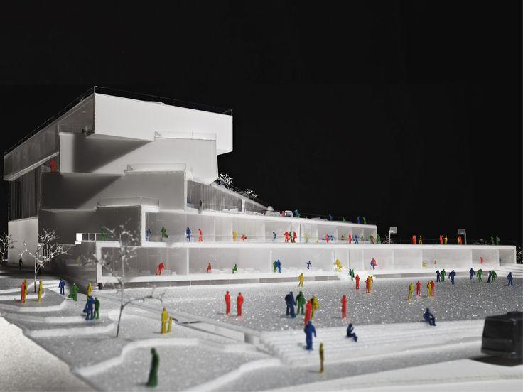 "Gallery - BIG Reveals Design for ""Cascading"" Secondary School in Virginia - 17"